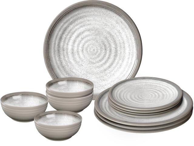 Brunner Midday Service à vaisselles, design savana
